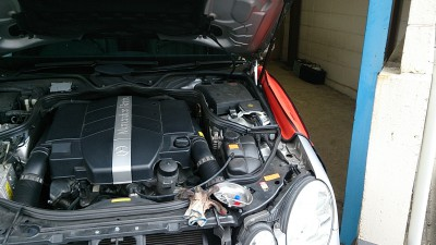 benz-w211-battery