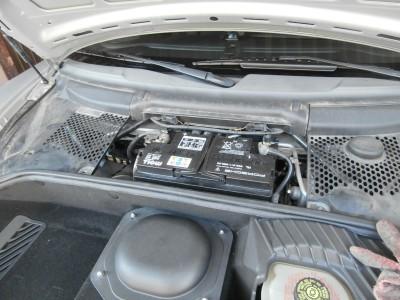 ポルシェ996ターボ バッテリー