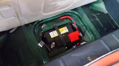 MINI ミニ クーパーS バッテリー BMW