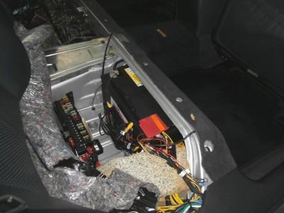 ベンツ W210 E430 バッテリー